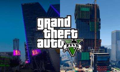 Os fãs de Grand Theft Auto 5 e GTA Online pedem à algum tempo para a Rockstar Games é uma DLC que conclua o prédio do Mile High Club.