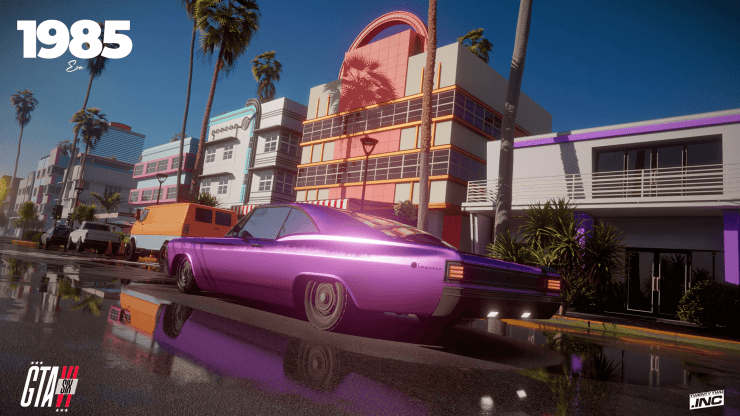 Imagem conceito de GTA 6.