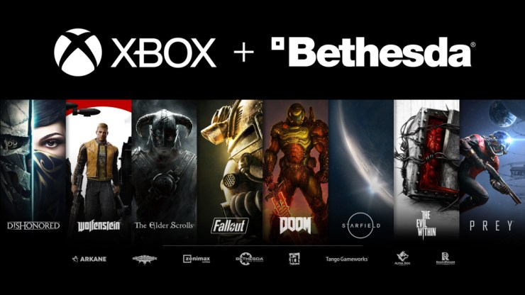 Em 2020, a Microsoft comprou a ZeniMax Media e levou consigo a Bethesda.
