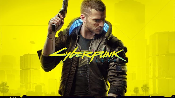 Cyberpunk 2077 foi lançado em 10 de dezembro de 2020.