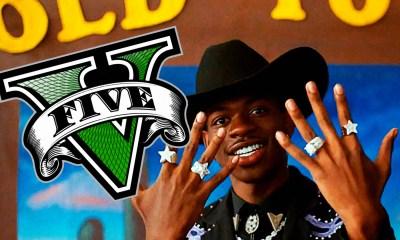 Lil Nas X, com êxitos como Old Town Road e Panini, veio ao Twitter pedir para a Rockstar Games fazer concertos em GTA Online.