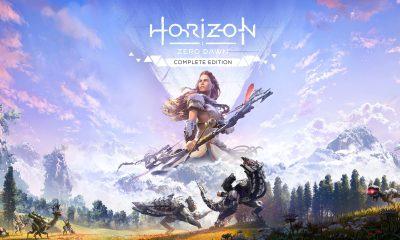 Horizon Zero Dawn Complete Edition será liberado para download de graça no PlayStation 4 e PS5 via PlayStation Store nesta terça-feira.