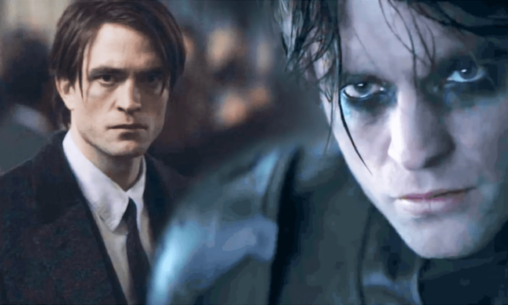 Robert Pattinson em The Batman