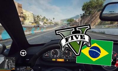 A comunidade de mods de GTA é bastante conhecida, com Grand Theft Auto V (GTA 5) os modders também se superam cada vez mais.