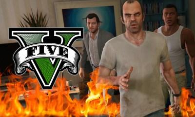 O novo GTA 5 para PlayStation 5 e Xbox Series S/X está dando o que falar, depois de muita espera, tivemos um vislumbre decepcionante.
