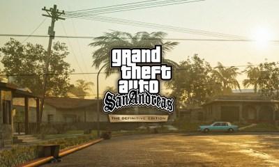Uma suposta imagem de GTA San Andreas Definitive Edition começou a circular online, e está deixando os fãs muito confusos, pois a imagem parece verídica e tem detalhes que comprovam que foi tirada da Unreal Engine.