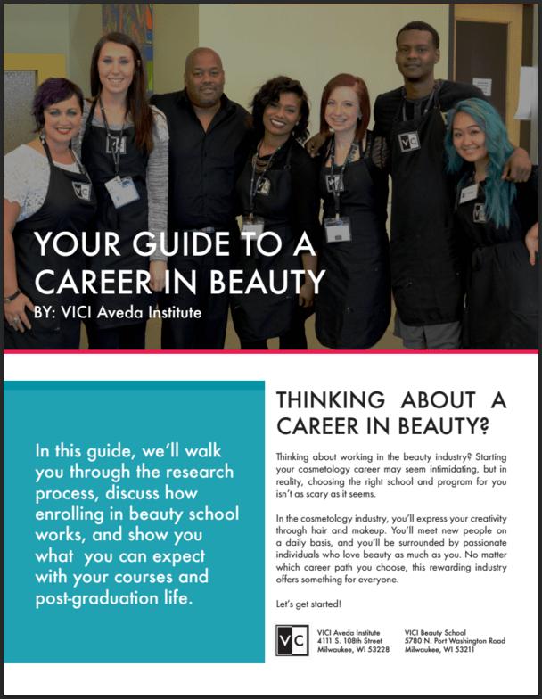 Career In Beauty Vici School
