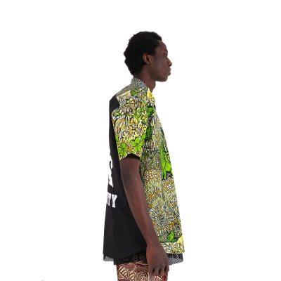 African Print Shirt VDLSGY4
