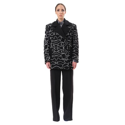 Fata Short Coat JC307