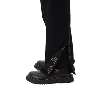 Pieto Classic APieto Classic Palazzo Trousers PA007-BLKPalazzo Trousers PA007