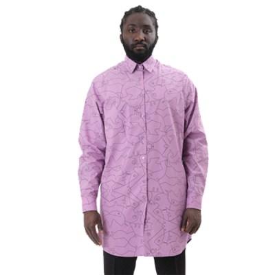 Atade Bema Poplin Cotton Shirt SH011-PRLE