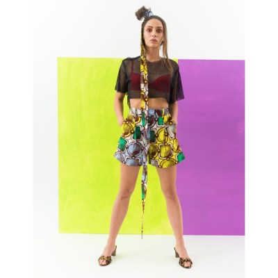 Shorts donna 053Y