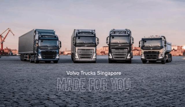 Volvo Trucks Singapore – FM/FMX Virtual Launch
