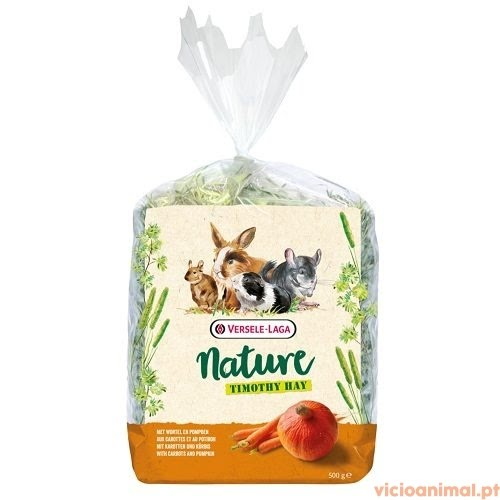 Nature Timothy Hay - Feno 500 gr