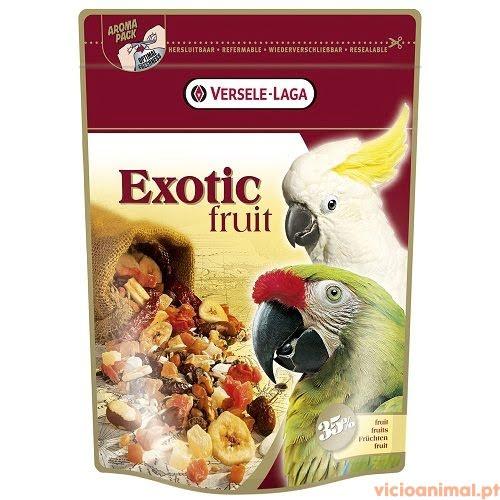 Papagaios Exotic Fruit Mix 600 gr