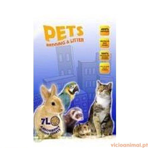 Pet's Bedding & Litter 7 Lts