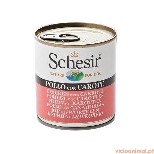 Schesir p/ Cão 285 gr
