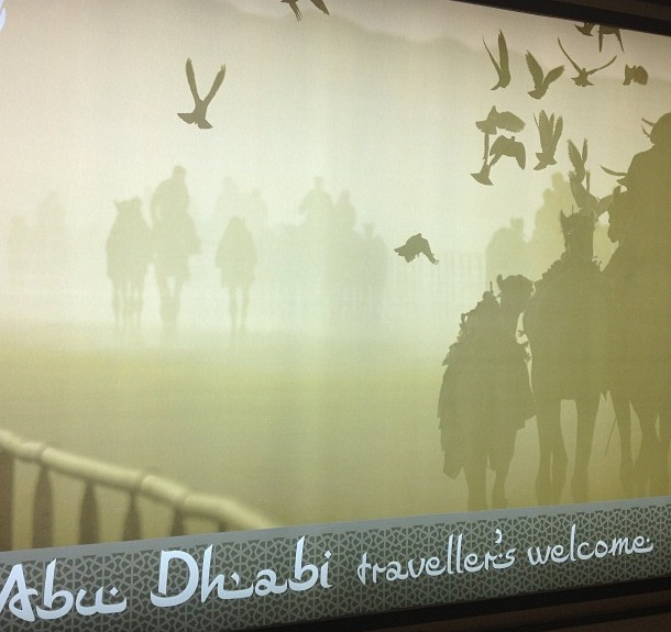 welcome abudgabi