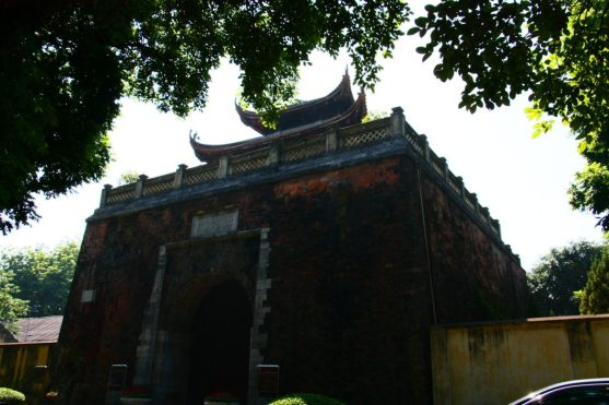 Cidadela Imperail de Hanói