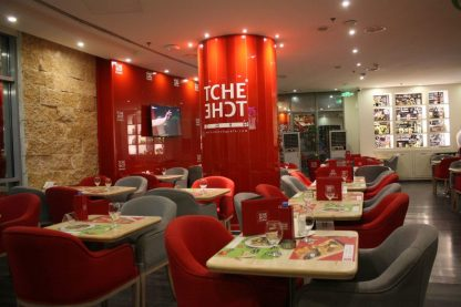 onde ficar em Doha