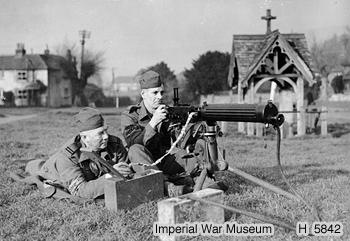 Surrey Home Guard - England, 1940