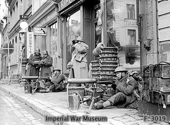 1st/7th Bn, Middlesex Regiment - France, 1940