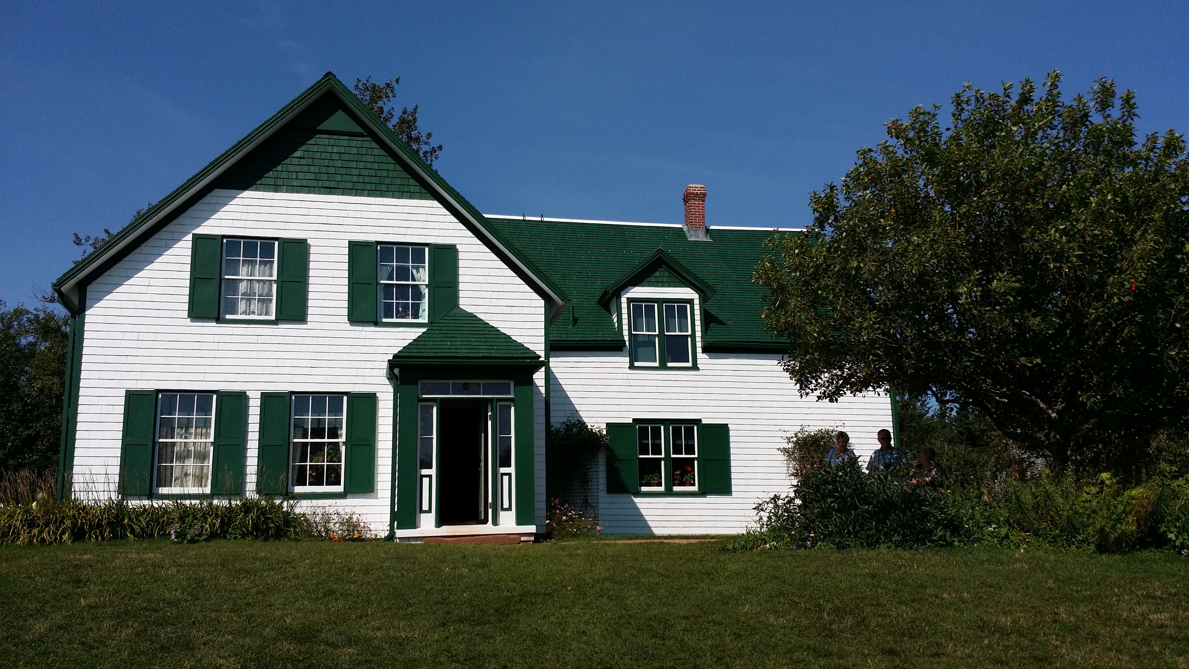 Answer To Where I Was Anne Of Green Gables On Prince