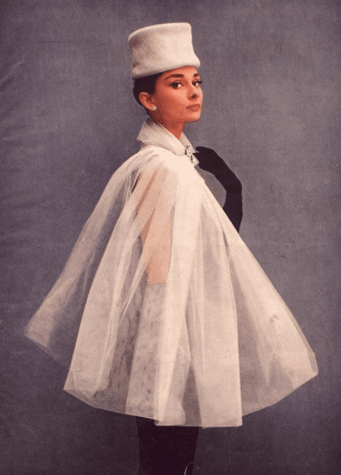 Dress Face Audrey Wedding Funny Hepburn