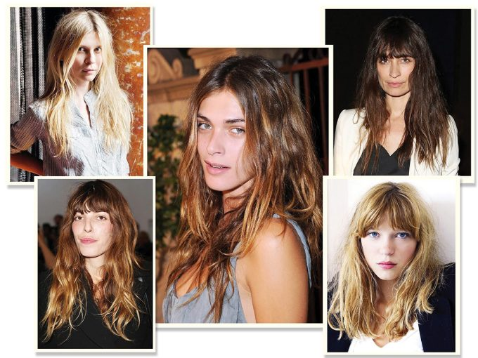 french women and their hair - vicki archer