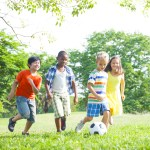 What are Considerations for Children Exercising, Heat?