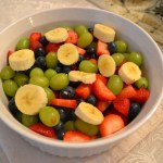Simply Berries Fruit Salad