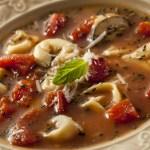 """Aunt Karen's """"Toretellini""""  soup recipe"""