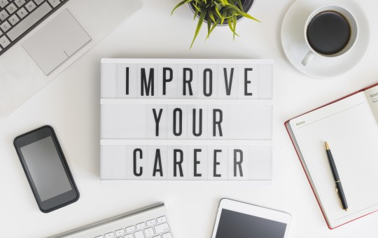 Enhance skills and mindset for career success with Kelley Ashby