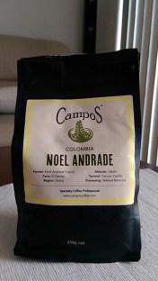 Campos Coffee: Noel Andrade