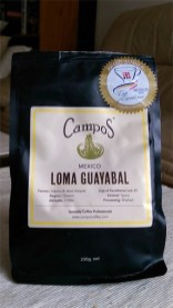 Campos Coffee: Loma Guayabal