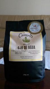 Campos Coffee: Ojo De Agua
