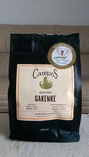 Campos Coffee: Gakenke