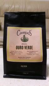 Campos Coffee: Ouro Verde