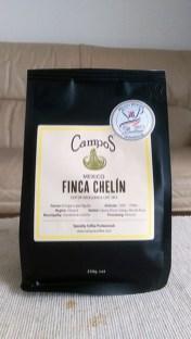 Campos Coffee: Finca Chelin