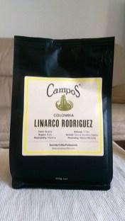 Campos Coffee: Linarco Rodriguez