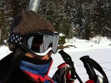 On the Ski Lift
