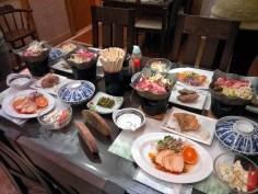 Yamasanso: Day 2 Dinner