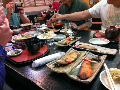 Day 3: Japanese Dinner