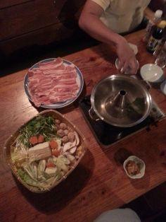 Garden Villa Ishiuchi: Dinner