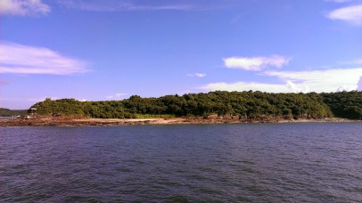 Day 4: Our Swimming Spot at Tung Ping Chau