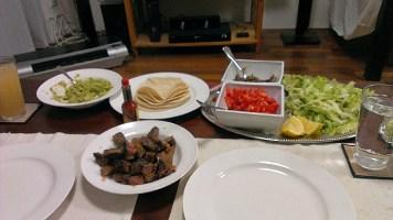 Taco Night: Beef