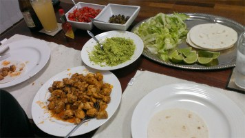 Taco Night: Chicken