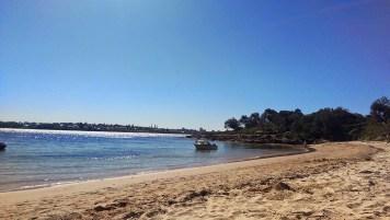 Jibbon Beach: Northeast View