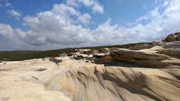 Coast Track: Smooth Rocks