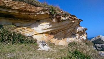 Marley Beach: Rock Structure